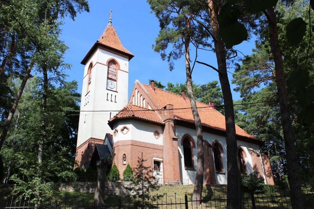 Храм Серафима Саровского, Светлогорск