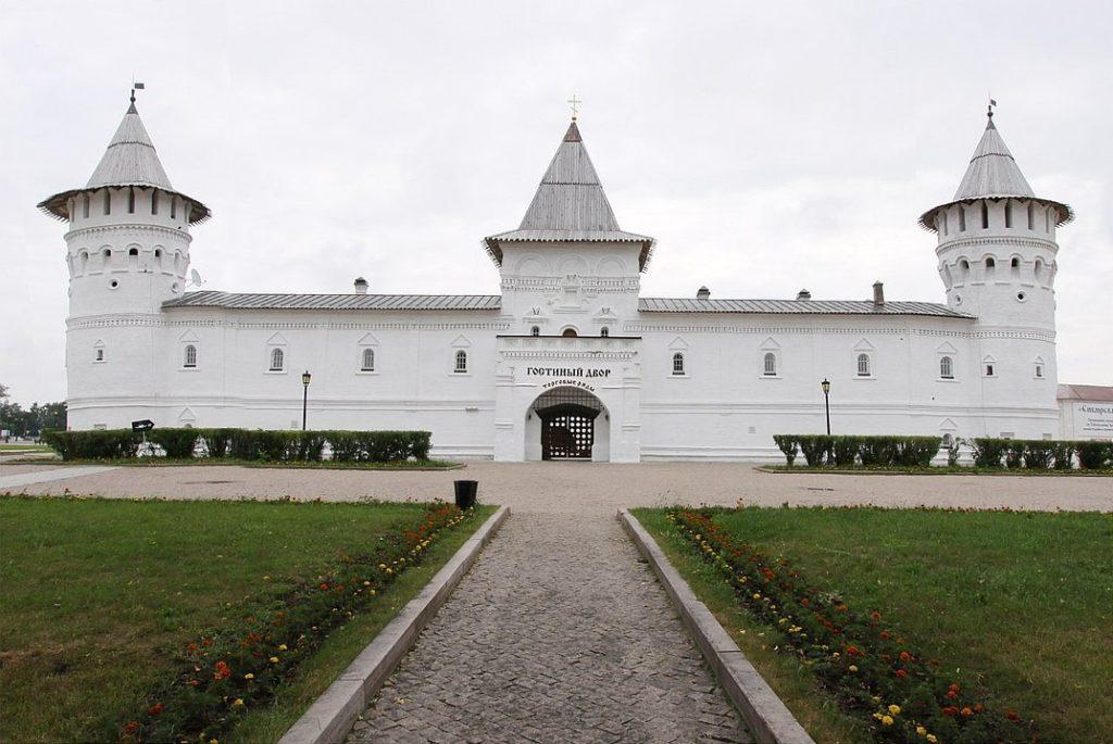 Гостиный двор, Тобольск