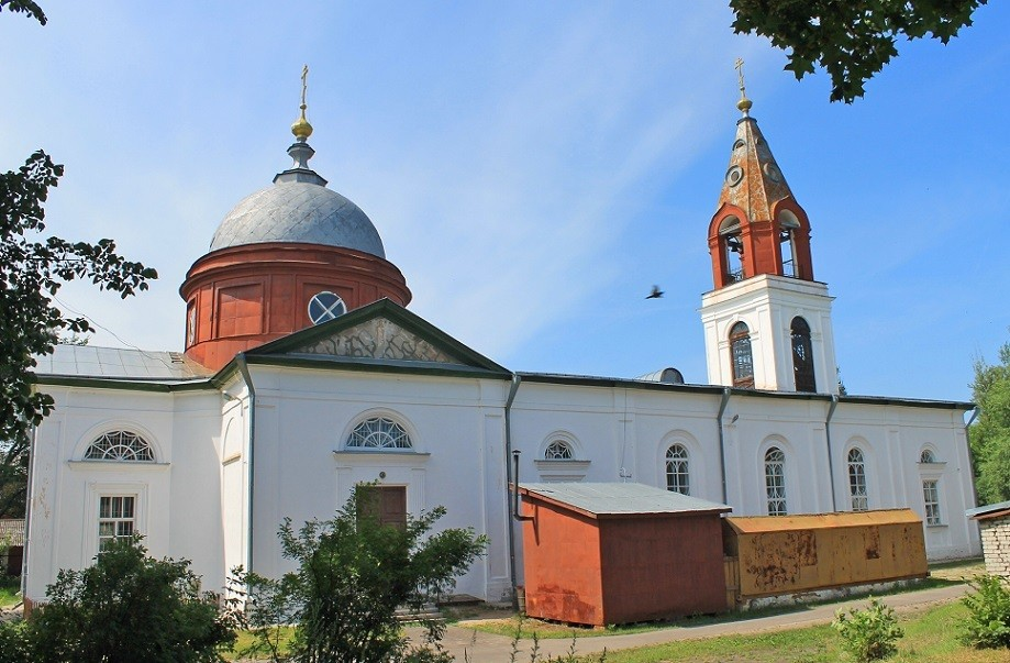 Свято-Троицкий храм, Гусь-Хрустальный