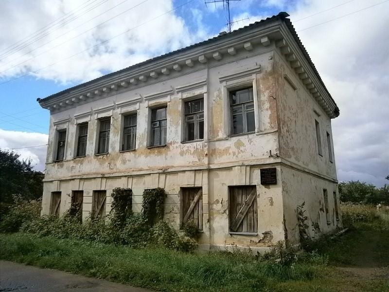 Дом Грушеньки, Старая Русса