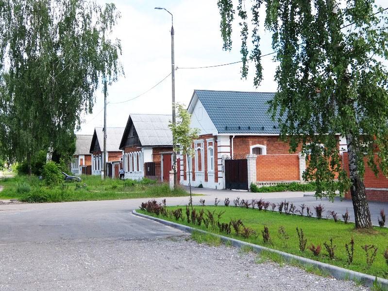 Мальцовские дома, Гусь-Хрустальный