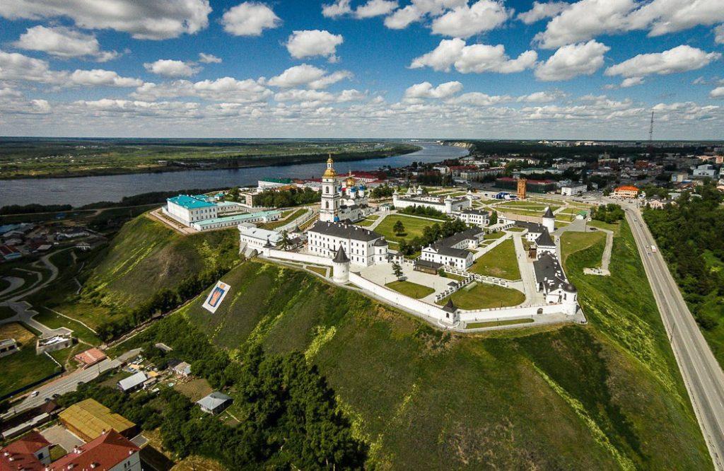 Тобольский кремль, Тобольск