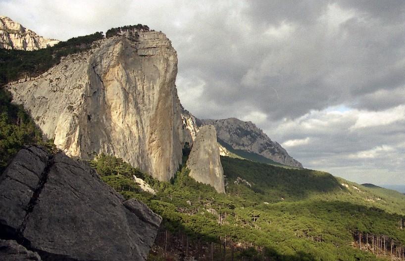 Гора Шаан-Кая, Алупка
