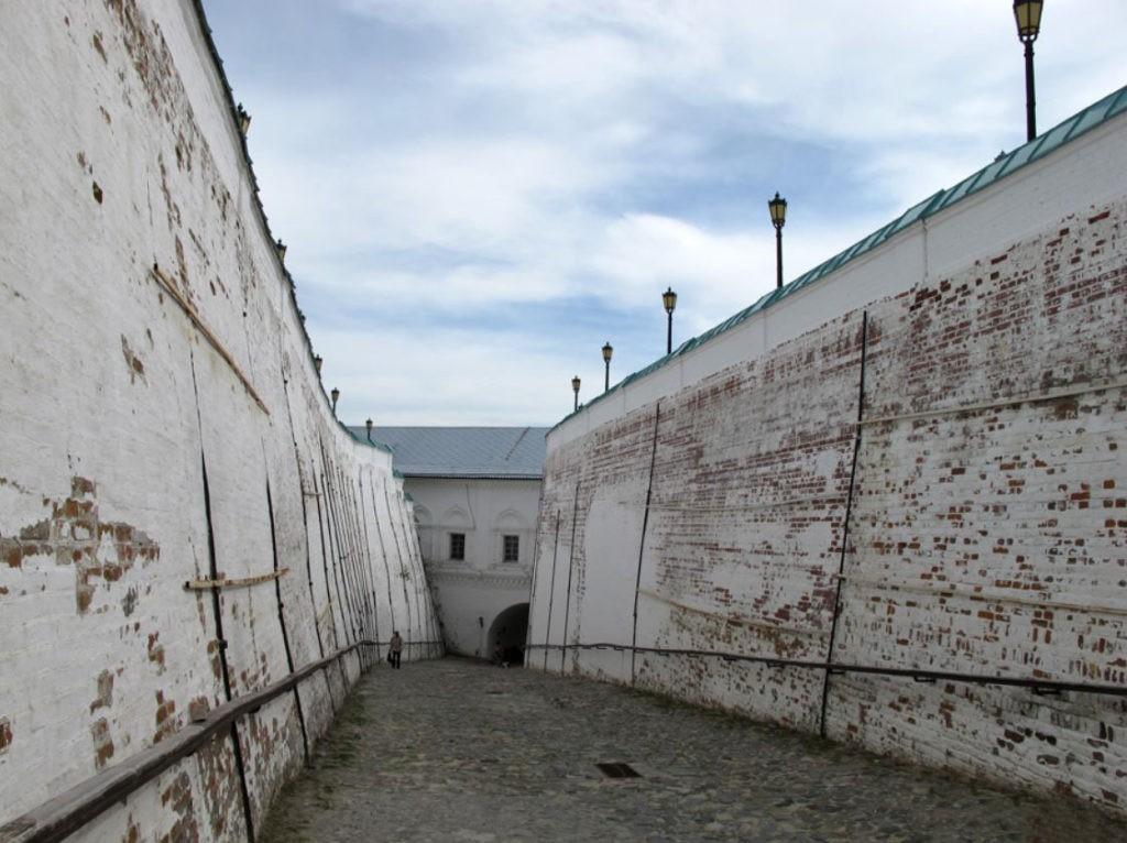 Прямской взвоз, Тобольск