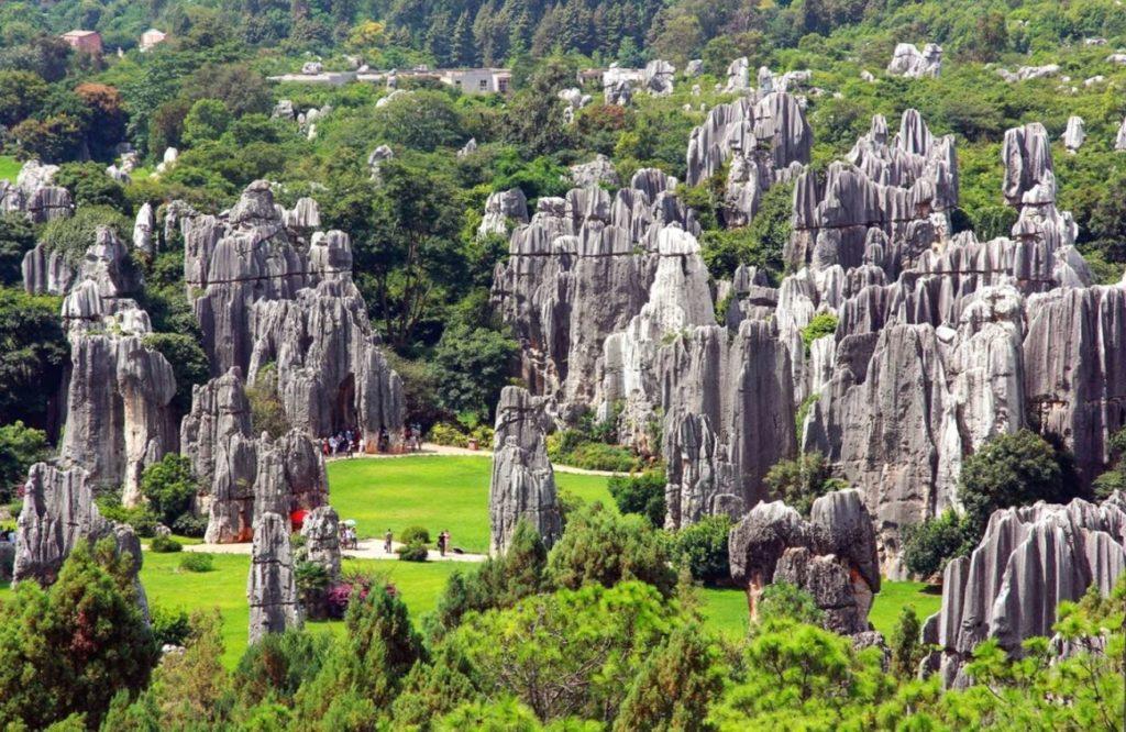 Национальный парк Шилинь (Китай)