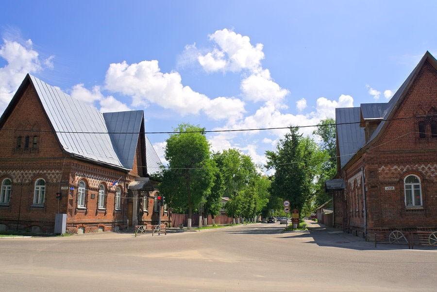 Историко-художественный музей, Гусь-Хрустальный