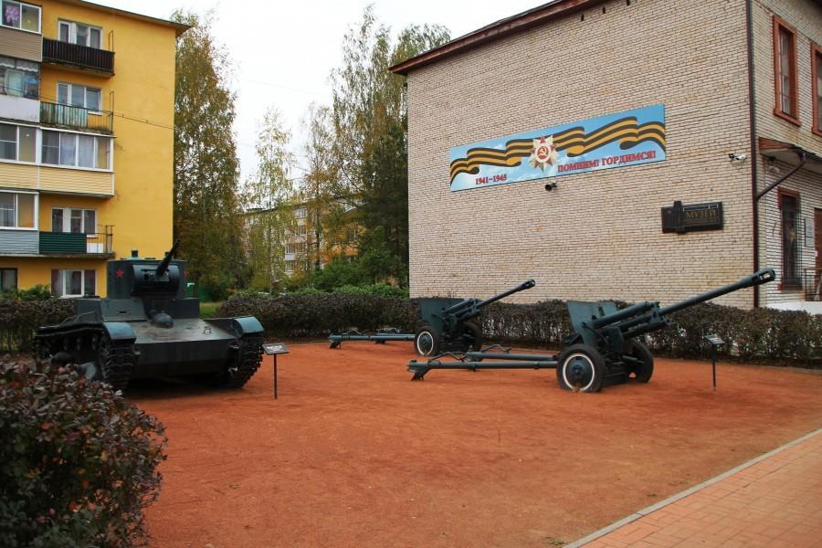 Музей Северо-Западного фронта, Старая Русса