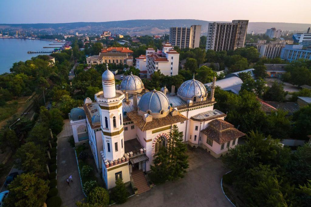 Дача Стамболи, Феодосия
