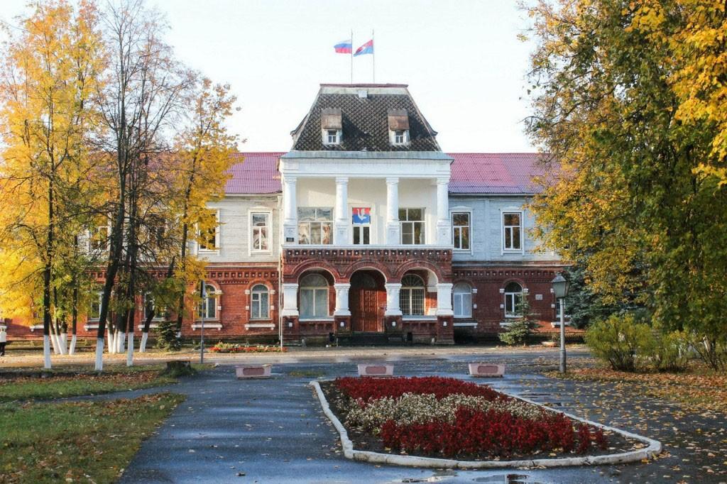 Здание городской администрации, Гусь-Хрустальный