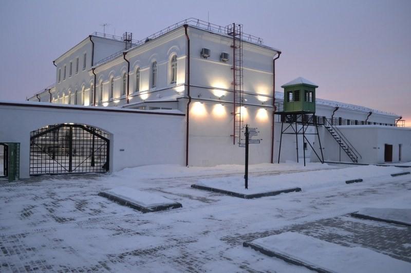 Тобольский тюремный замок, Тобольск