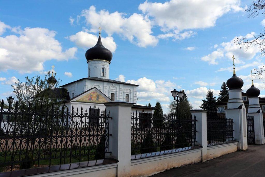 Георгиевская церковь, Старая Русса
