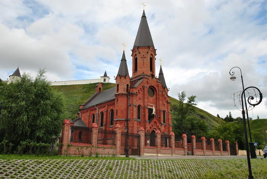 Храм Пресвятой Троицы, Тобольск