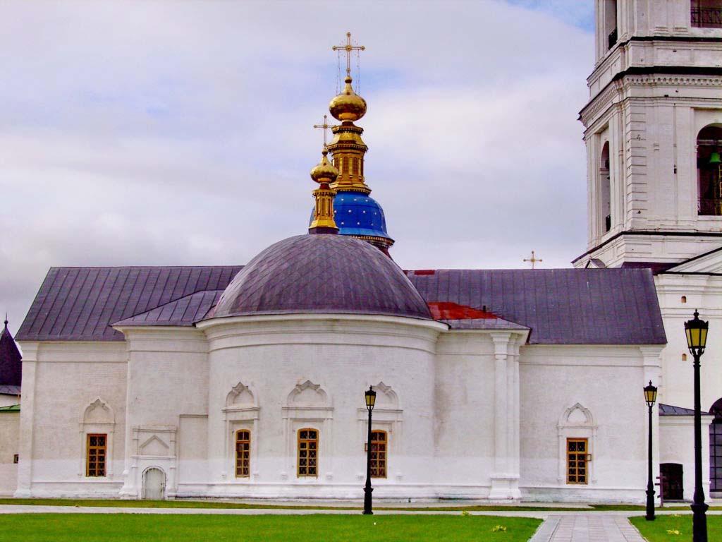 Покровский собор, Тобольск
