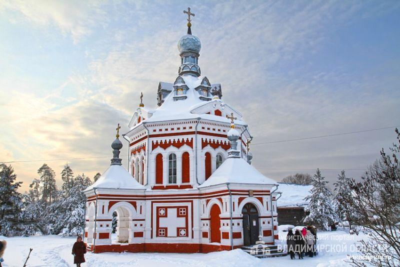 Часовня Святой Варвары, Гусь-Хрустальный