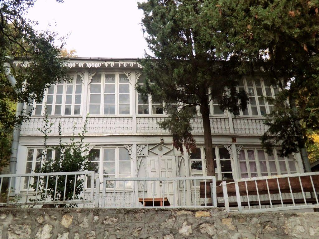 Музей-квартира Архипа Куинджи, Алупка