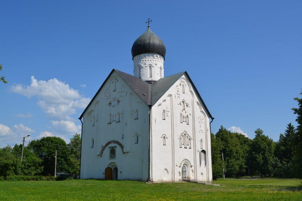 Церковь Спаса Преображения на Ильине улице, Великий Новгород