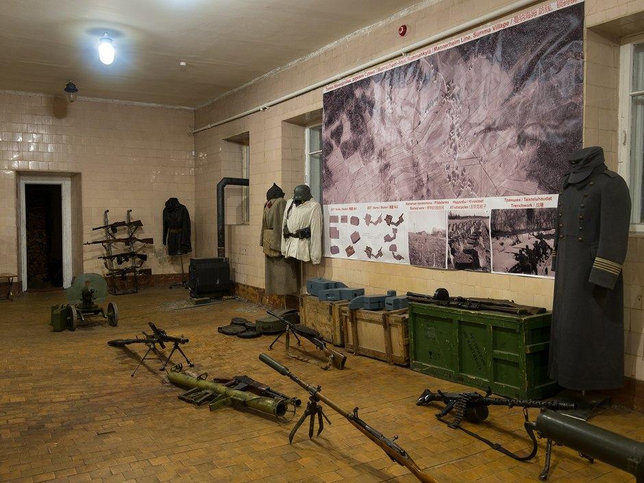Военный музей Карельского перешейка, Выборг