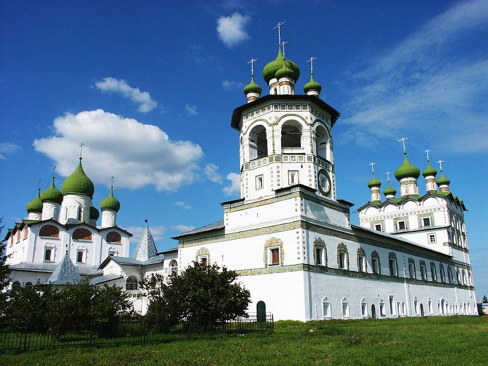 Николо-Вяжищский ставропигиальный женский монастырь, Великий Новгород