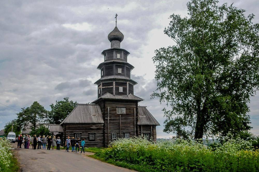 Старовознесенская церковь, Торжок