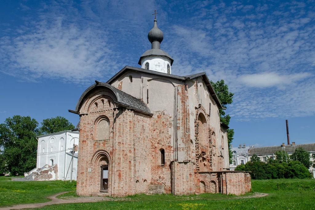 Церковь Параскевы Пятницы на Торгу, Великий Новгород