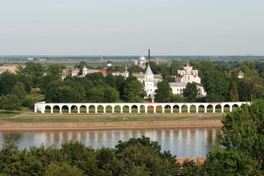 Ярославово Дворище и Торг, Великий Новгород