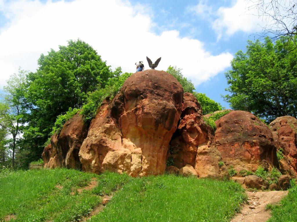Красные камни, Кисловодск