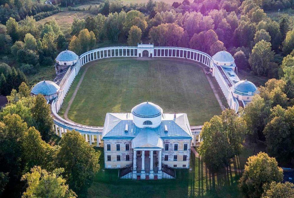 Усадьба Знаменское-Раёк, Торжок
