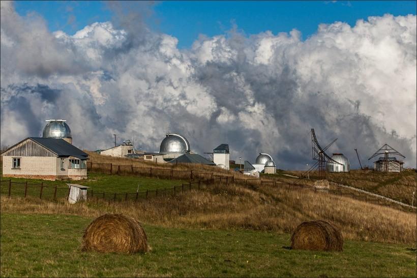 Кисловодская горная астрономическая станция, Кисловодск