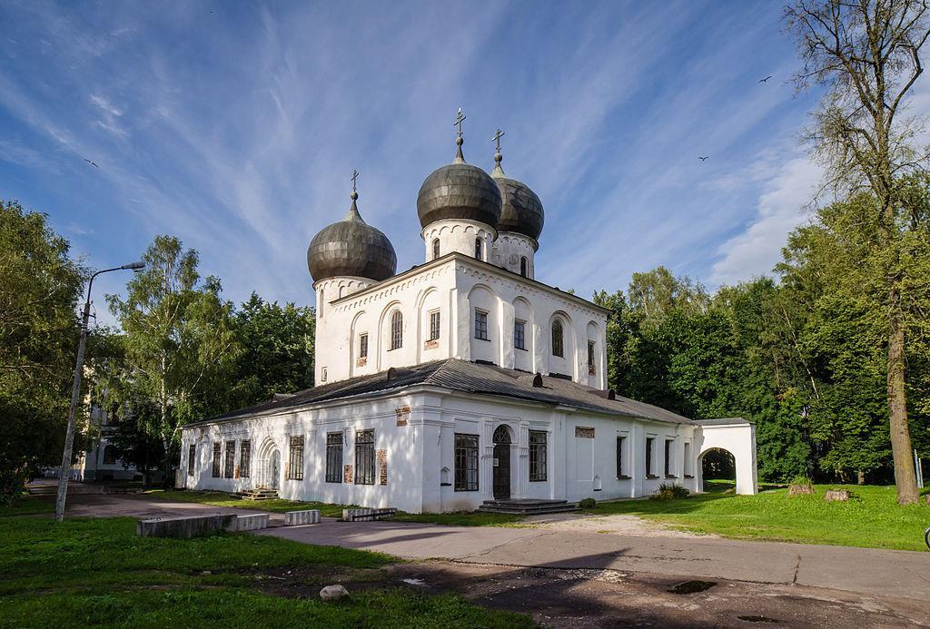 Антониев монастырь, Великий Новгород