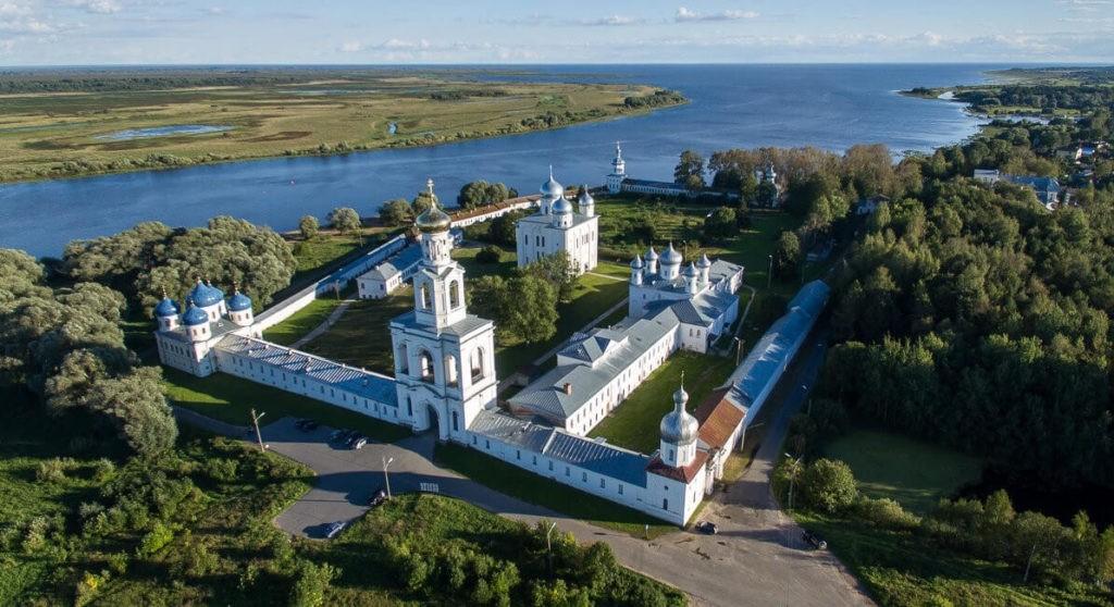Свято-Юрьев монастырь, Великий Новгород