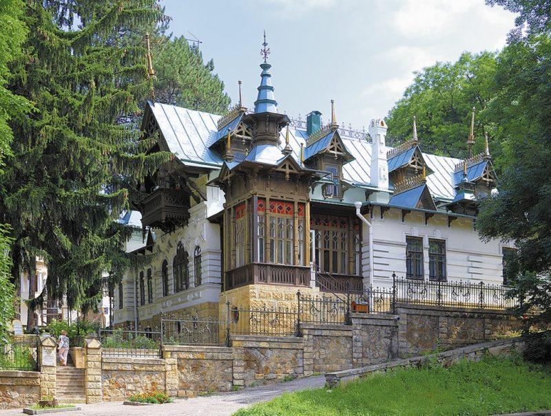 Музей «Дача Шаляпина», Кисловодск