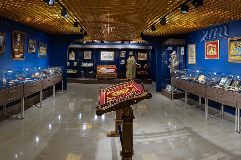 Музей фабрики «Торжокские золотошвеи», Торжок