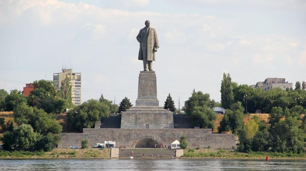 Памятник Ленину, Волгоград