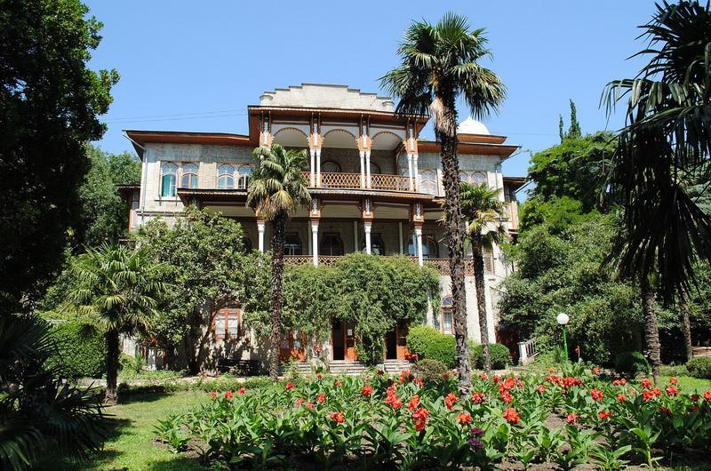 Дворец Карасан, Алушта