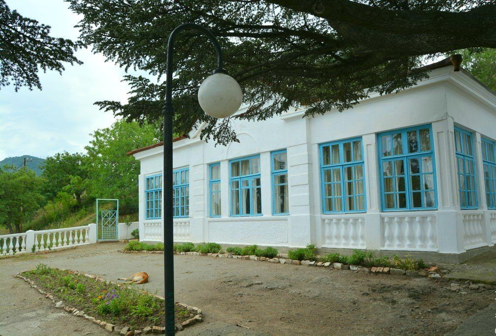 Дом-музей Ивана Шмелёва, Алушта