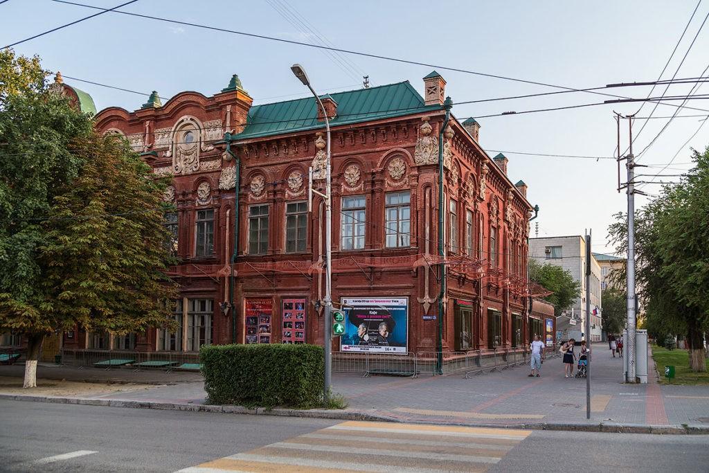 Казачий театр, Волгоград
