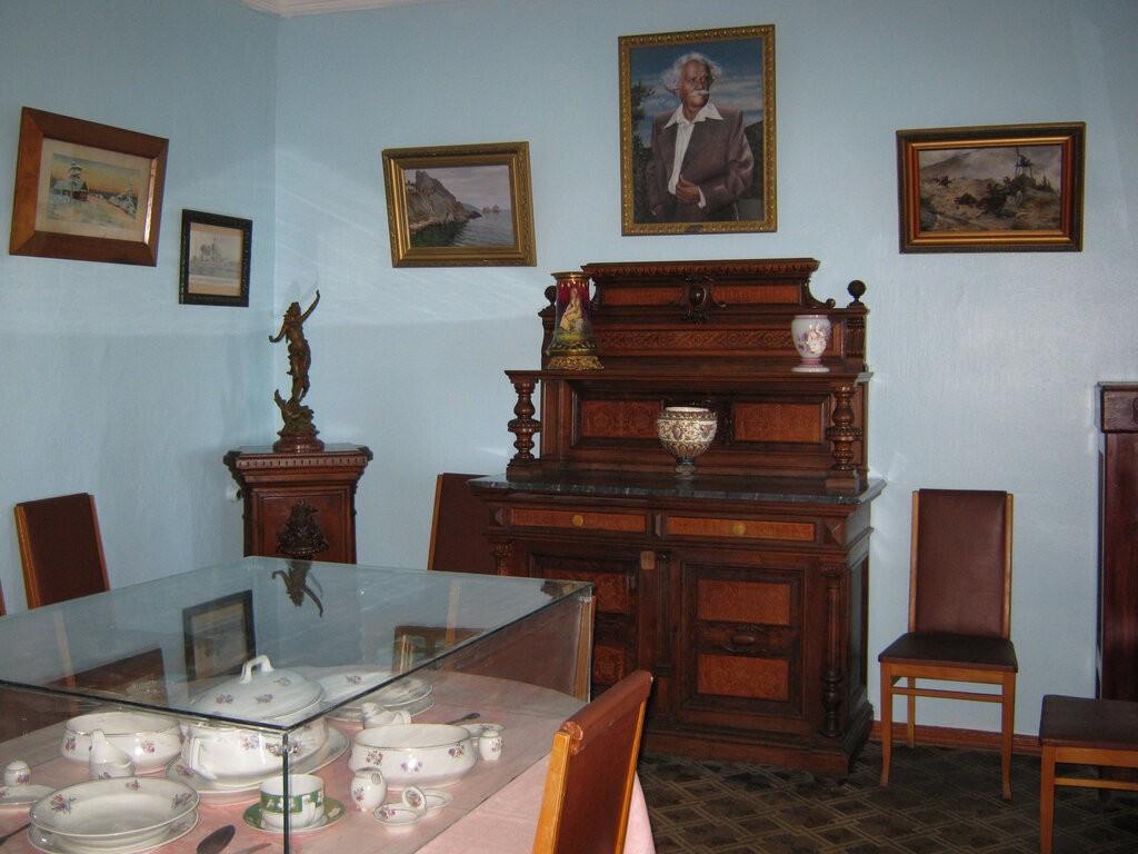 Дом-музей С. Н. Сергеева-Ценского, Алушта