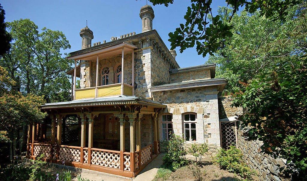 Музей-усадьба А. Н. Бекетова, Алушта