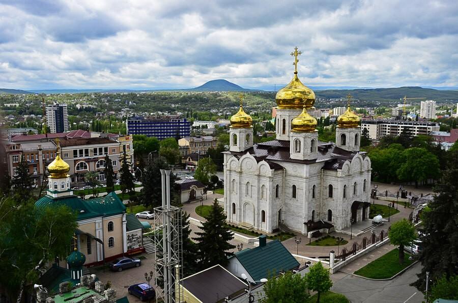Спасский кафедральный собор, Пятигорск