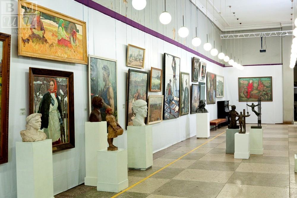 Музей изобразительных искусств, Волгоград