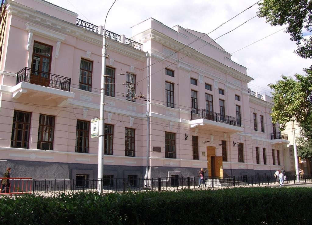 Областной краеведческий музей, Волгоград