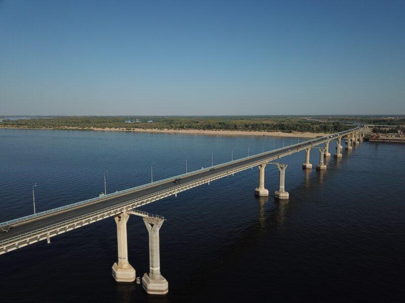 «Танцующий» мост, Волгоград