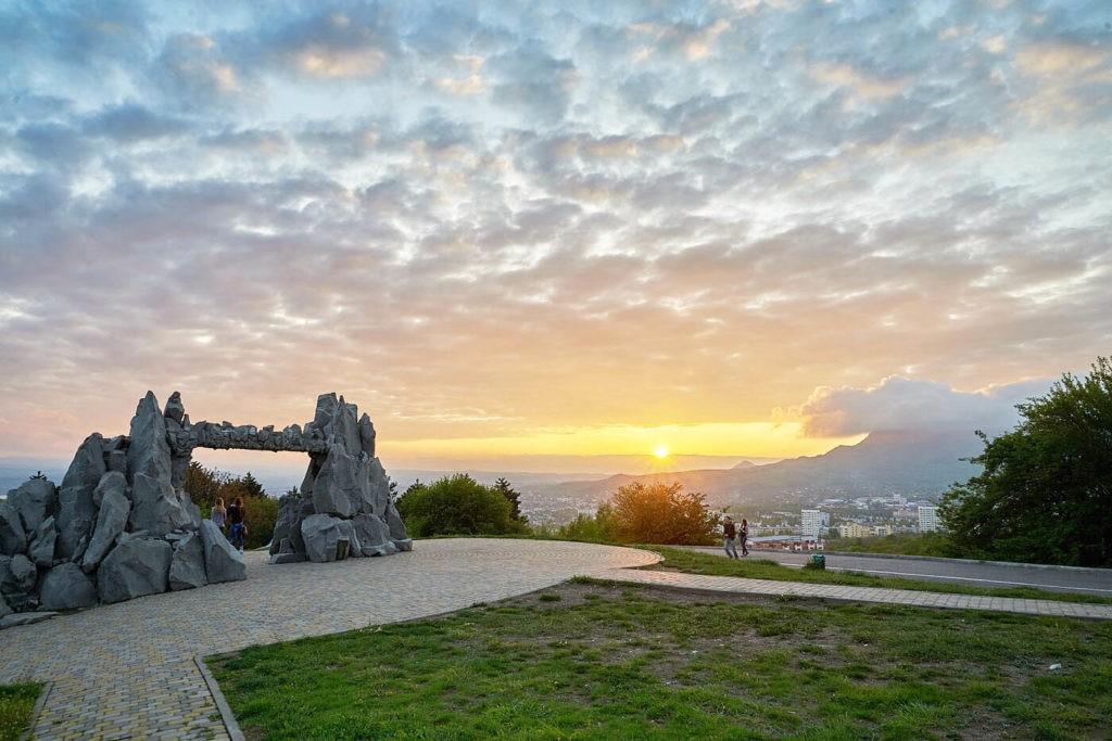 Ворота Любви (Ворота Солнца), Пятигорск