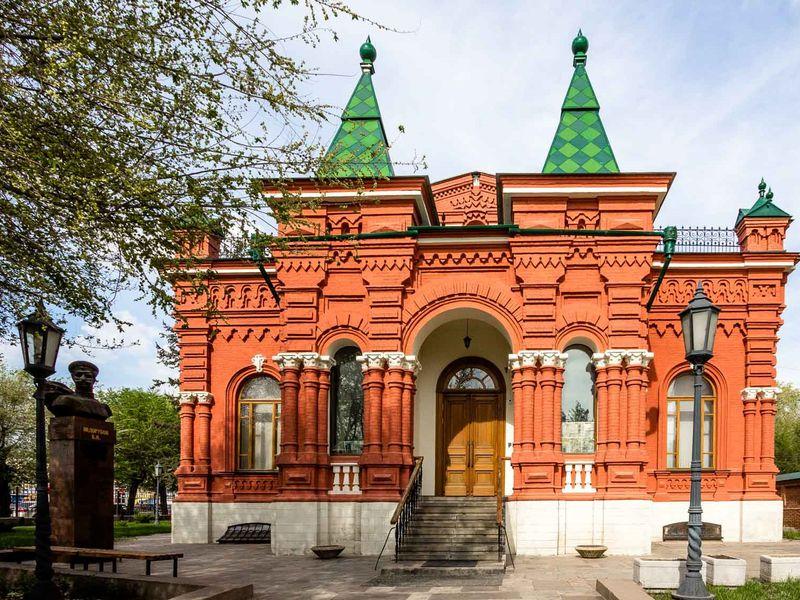 Мемориально-исторический музей, Волгоград