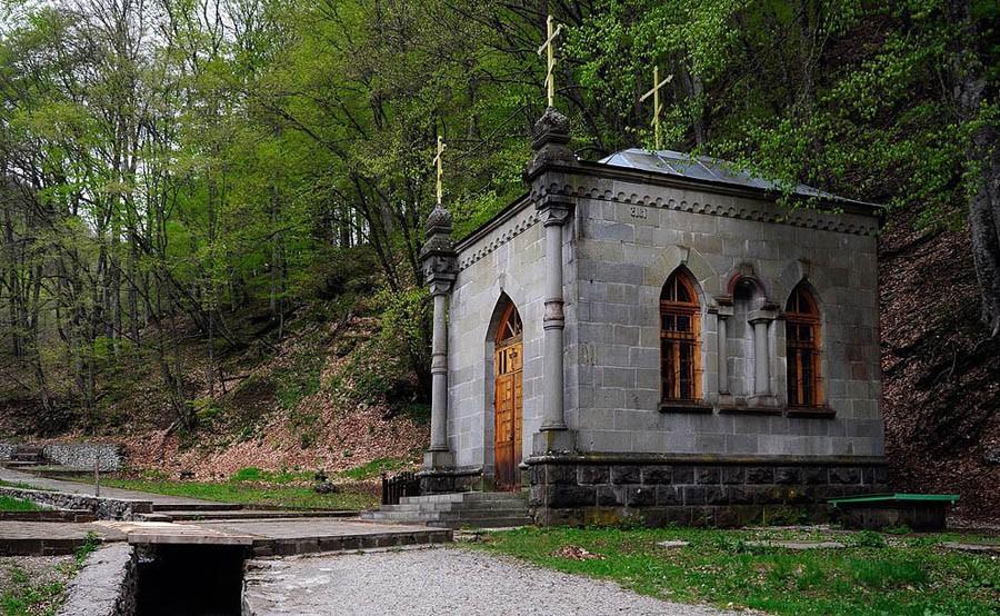 Космо-Дамиановский монастырь, Алушта