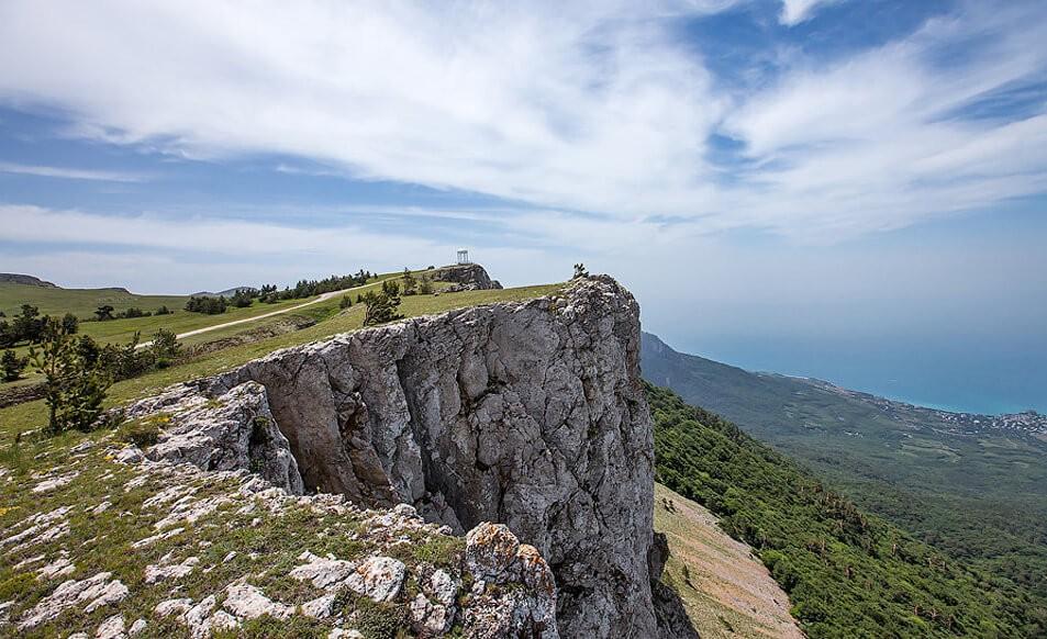 Крымский природный заповедник, Алушта