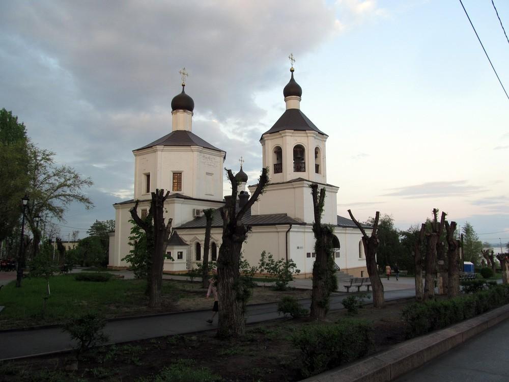 Храм Иоанна Предтечи, Волгоград