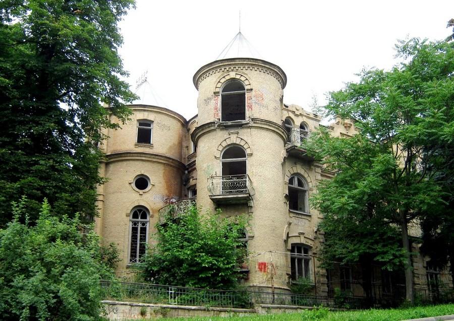 Дом Эльзы, Пятигорск