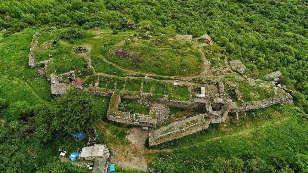 Крепость Фуна, Алушта