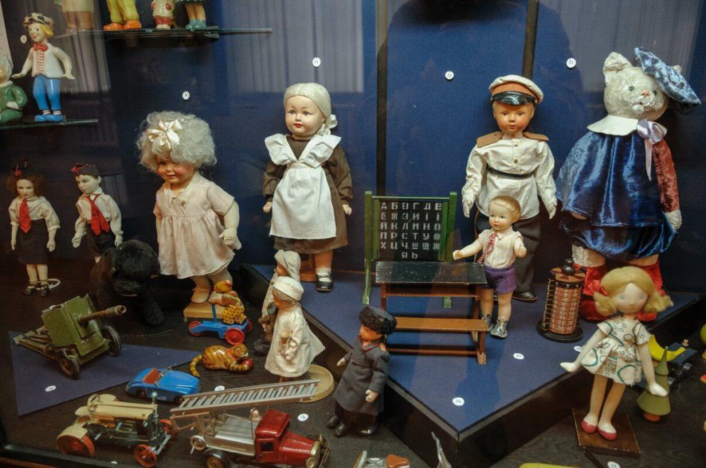 Музей игрушки, Сергиев Посад